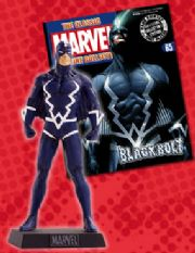 Classic Marvel Figurine Collection #065 Blackbolt Eaglemoss Publications
